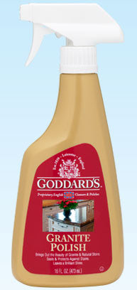 Goddards Granite Polish Spray, 16-Ounce - Fresh Colony