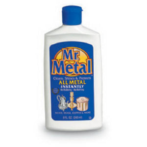 Mr. Metal Liquid Cleaning Liquid 8 fl oz - Fresh Colony