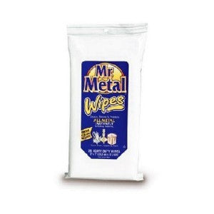 Mr Metal 707286 16 Count Wipes - Fresh Colony