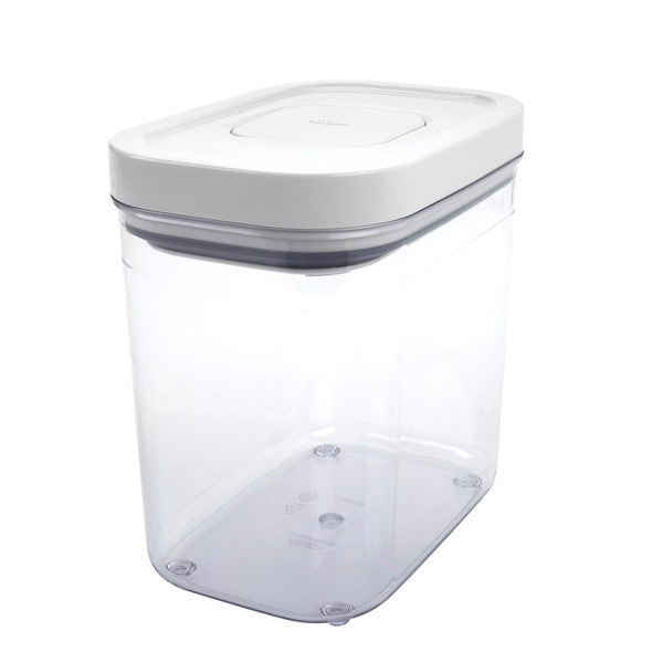 1.7-Quart Rectangle Good Grips Pop Storage Container - Fresh Colony