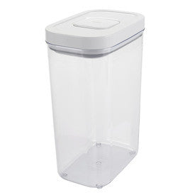 2 7 Qt Rectangle Pop Container-OXO - Fresh Colony