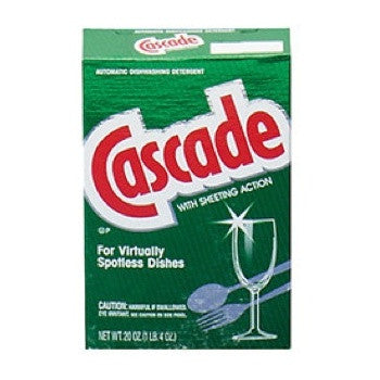 Cascade 34034 Fresh Scent Automatic Dishwasher Detergent, 45 Ounces - Fresh Colony