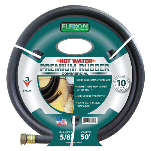 Aqua Plumb Premium Rubber Hose for Lawn and Garden - Fresh Colony