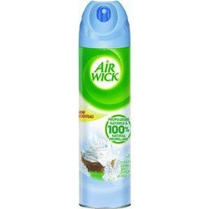 Air Wick 4-in-1 Air Freshener, Cool Linen & White Lilac fragrance 8oz.(226g) - Fresh Colony