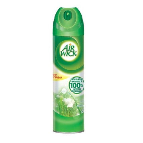 AIR WICK Aerosols - Rain Garden: 8 OZ - Fresh Colony
