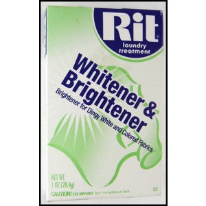 Rit Dyes 1 oz. box fabric whitener powder - Fresh Colony