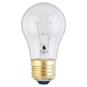 Satco 03720 - 40A15/CL S3720 A15 Light Bulb - Fresh Colony