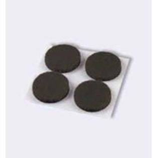 "6PK 3/4"" BRN RND Pad - Fresh Colony"
