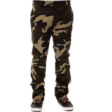 Kennedy Denim Co - Surplus Chinos – Forest Camo - Fresh Colony  - 1