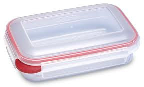 3.8Cup Ultra+Latch Rectangular Locking Container by Sterilite - Fresh Colony