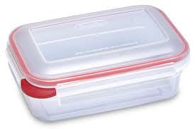 5.3 Cup Ultra Latch Rectangular Locking Container by Sterilite - Fresh Colony