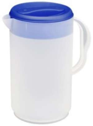 Sterilite 1 Gal Round Pitcher - Fresh Colony