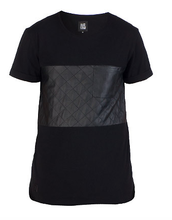 BLACK KAVIAR GRIFFIN TEE - Fresh Colony