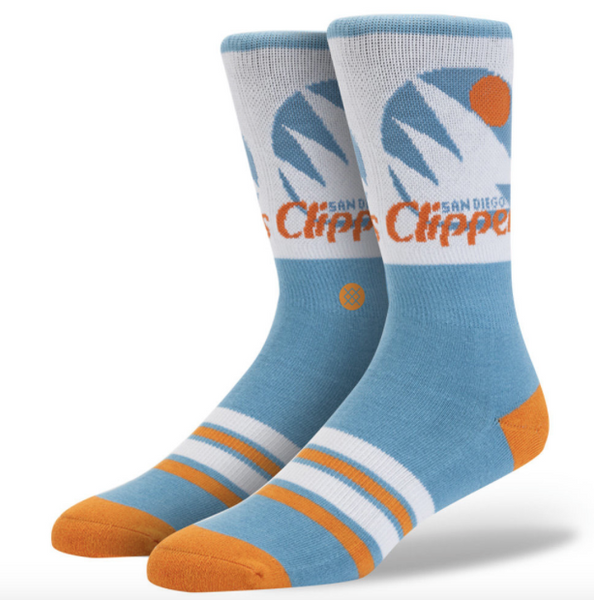 Stance Nba Hardwood Classics San Diego Clippers Fresh Colony