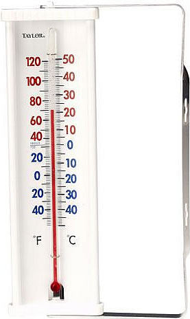 Taylor Precision Products Window Thermometer - Fresh Colony