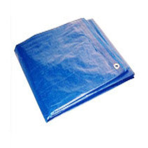 HOWARD BERGER V1020 Reinforced Plastic Tarp (10ft x 20ft) - Fresh Colony