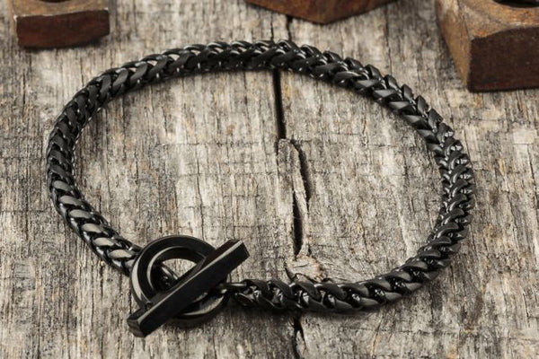 Vitaly - Cirkel x Matte Black Bracelet - Fresh Colony  - 1