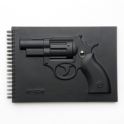 MOLLA SPACE - ARMED NOTEBOOK REVOLVER - Fresh Colony  - 1