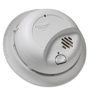 First Alert Sc9120b 120 Volt Smoke & Carbon Monoxide Alarm With Battery Backup - Fresh Colony