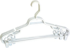 Merrick Engineering Swivel Suit Hanger W/Clips C8932A-SC12 - Fresh Colony