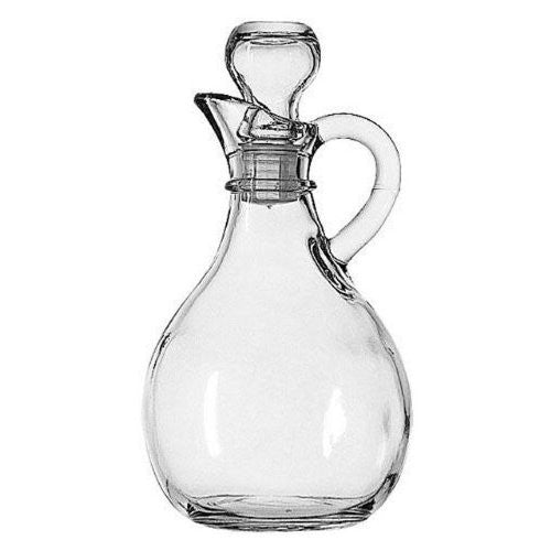 Anchor Hocking 980R Presence Cruet With Stopper - Fresh Colony