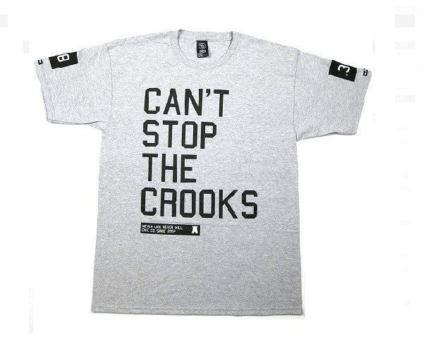 Crooks and Castles - Crooks Gang Tee - Fresh Colony