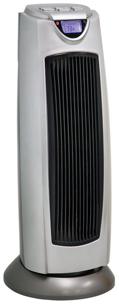 Comfort Zone® Digital Ceramic Oscillating Electric Tower Heater/Fan CZ499 - Fresh Colony