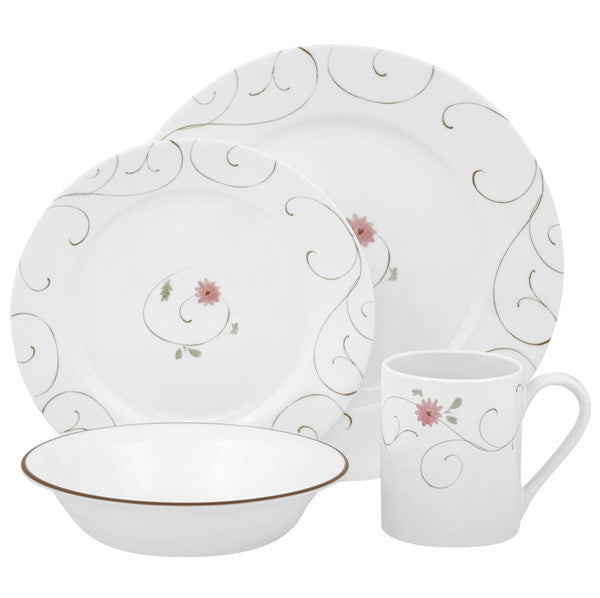 Corelle Impressions Enchanted 16-Pc Set - Fresh Colony