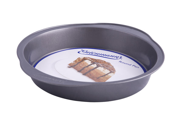 Entenmann's Classic ENT19002 9-Inch Round Non-Stick Cake Pan - Fresh Colony