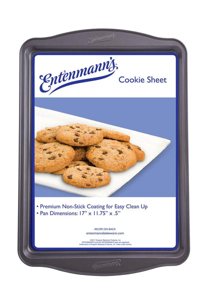 Entenmann's Classic ENT19006 11 by 15-Inch Non-Stick Cookie Sheet - Fresh Colony