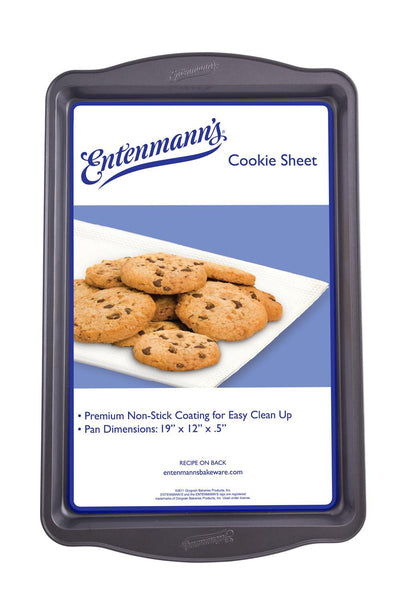 Entenmann's Classic ENT19007 11 by 17-Inch Non-Stick Cookie Sheet - Fresh Colony