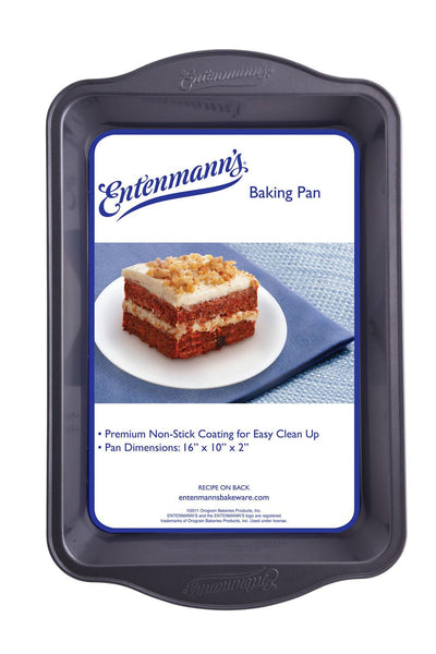 Entenmann's Bakeware Classic ENT19008 13 by 9-Inch Baking Pan - Fresh Colony