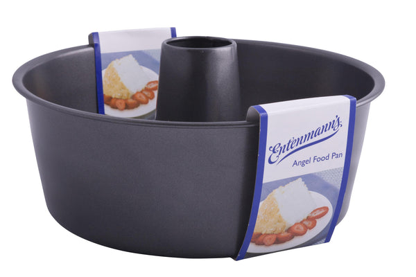 Entenmann's  Ent19017 Bakeware Classic Non-Stick Angel Food Pan, 9-Inch - Fresh Colony