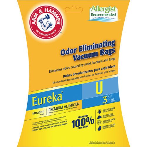 ARM & HAMMER Eureka U Standard Bag - Fresh Colony