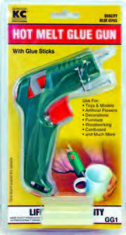 KC PROFESSIONAL Hot Melt Glue Gun glue Sticks GG1 - Fresh Colony