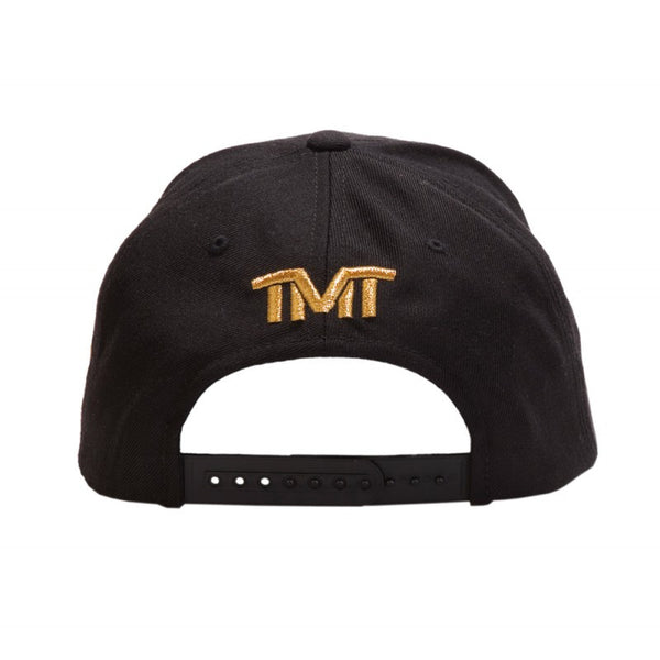 THE MONEY TEAM - COURTSIDE GOLD SNAPBACK HAT - Fresh Colony  - 2