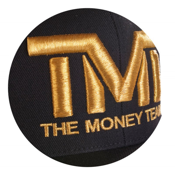 THE MONEY TEAM - COURTSIDE GOLD SNAPBACK HAT - Fresh Colony  - 3