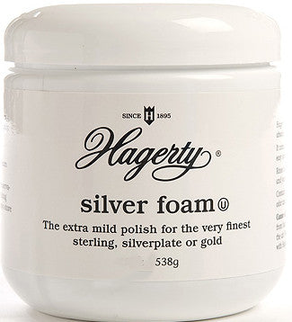 Hagerty 11360 Silver Foam Mild Silver Polish, 36 Ounces - Fresh Colony