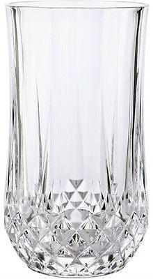 Cristal D'Arques Longchamp 11-1/4 Ounce Tumbler, Set of 4 - Fresh Colony