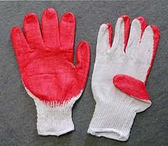 GLOVES RED 10PC/PK - Fresh Colony