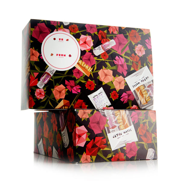 JASON MARKK X NATUREL - HOLIDAY BOX - Fresh Colony  - 1