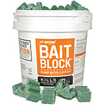 4LB Peanut Bait Blocks - Fresh Colony