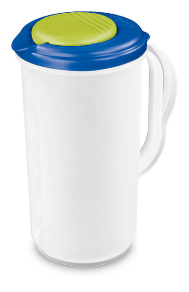 Sterilite Pitcher (Blue-Green / 2 Qt.-1.9L) - Fresh Colony