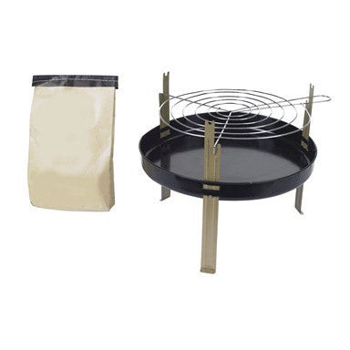 "GRILL+CHRCOAL 11"" DISPOS - Fresh Colony"