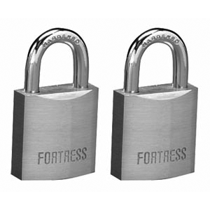 Fortress 1820T Solid Brass Padlock - Fresh Colony