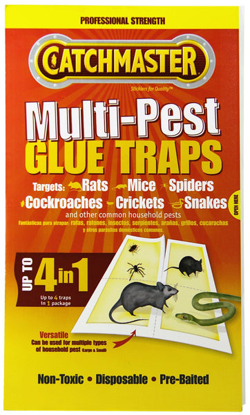 Catchmaster 212SD Multi-Pest 4-in-1 Glue Trap - Fresh Colony