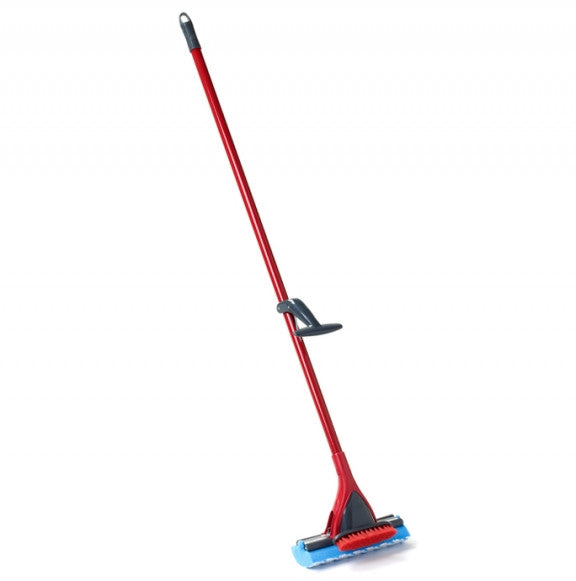 Triple-Action Power Scrub Roller Mop - Fresh Colony