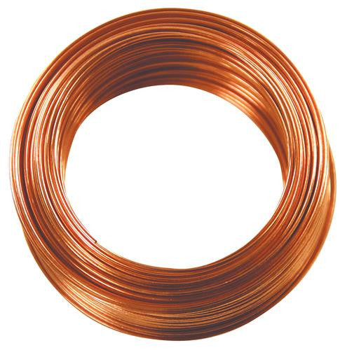 Hillman Fastener 50163 Group Copper Wire, 22 Gauge, 75' - Fresh Colony