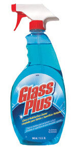 Glass Plus Glass Cleaner Trigger, 32 Ounce - Fresh Colony