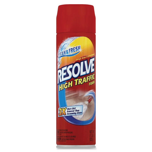 Resolve Foam Carpet Cleaner - Fresh Colony